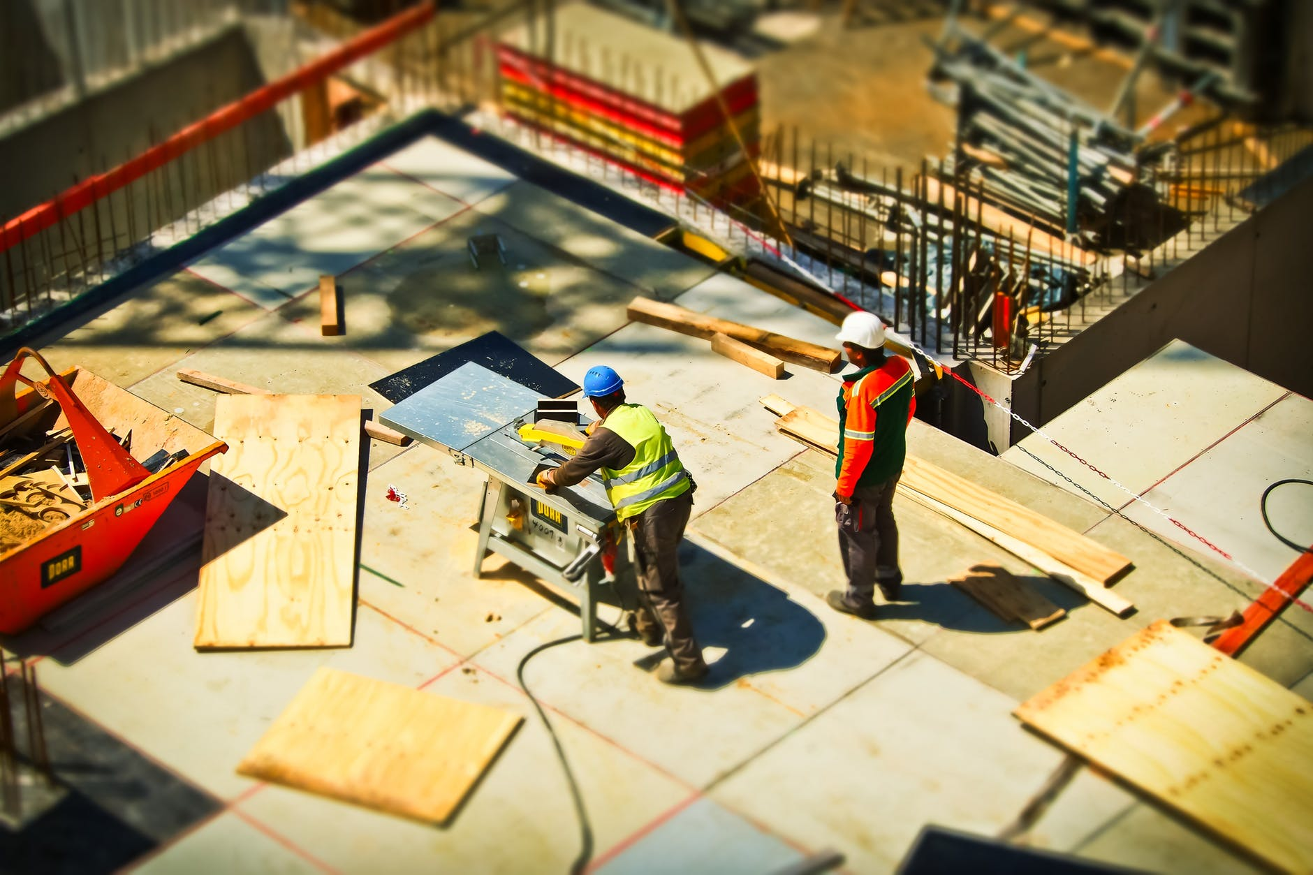 Growing your business – recruiting in the building and construction industry